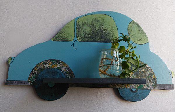 Błękitny Garbus