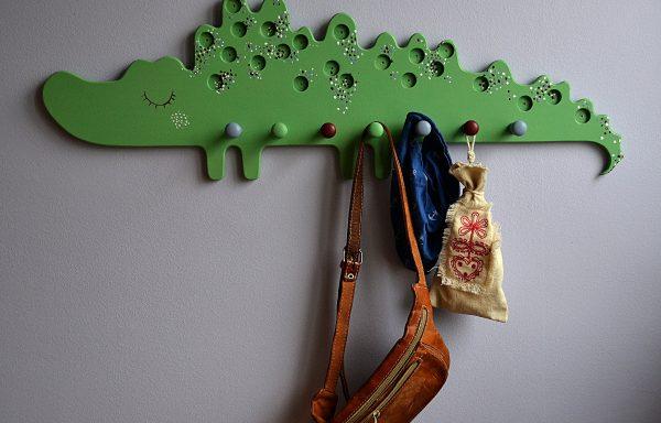 Zielony Krokodyl