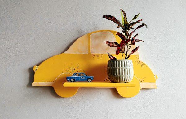 Żółty Garbus